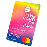 บัตรเครดิต tomorrow